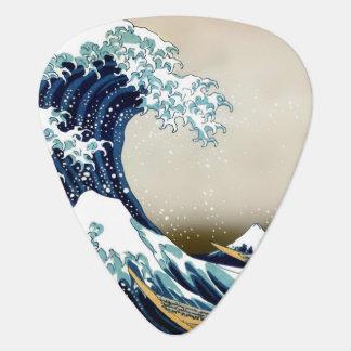 Qualitäts-große Welle weg von Kanagawa durch Plektron