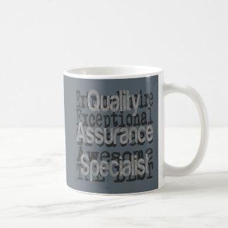 Qualitätssicherungs-Spezialist Extraordinaire Kaffeetasse