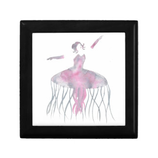 Quallen-Ballerina - Genevieve Erinnerungskiste