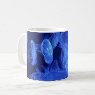 Quallen-Felder Kaffeetasse