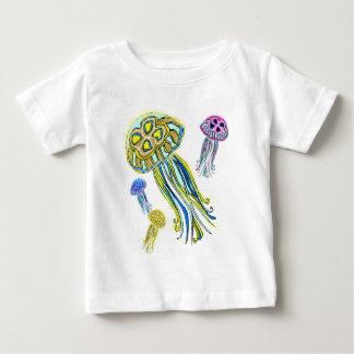 Quallen-Gruppe Baby T-shirt