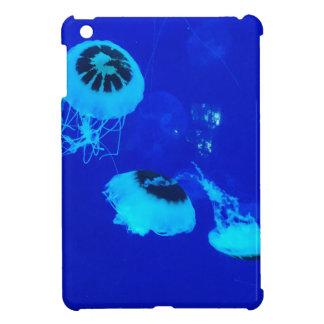 Quallen in Mexiko (blau) iPad Mini Hülle
