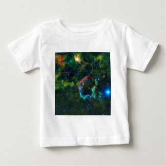 Quallen-Nebelfleck-Supernova-Rest IC 443 Baby T-shirt