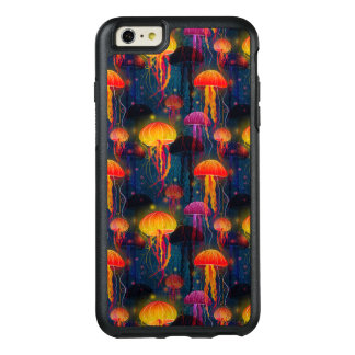 Quallen-Tanz OtterBox iPhone 6/6s Plus Hülle