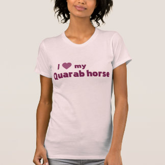 Quarab Pferd T-Shirt
