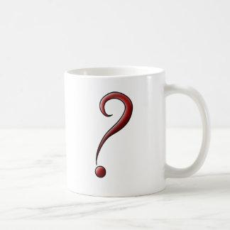 Qué? Kaffeetasse