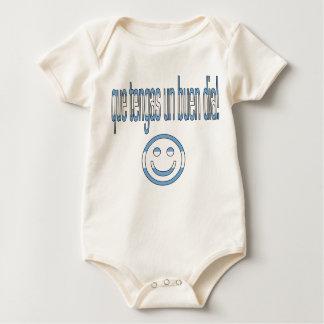 Que Tengas UNO Buen Día! Baby Strampler