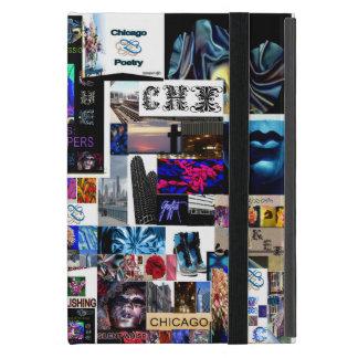 Que Wesentlich-Ausdruck-Computer-abstrakte Kunst Schutzhülle Fürs iPad Mini