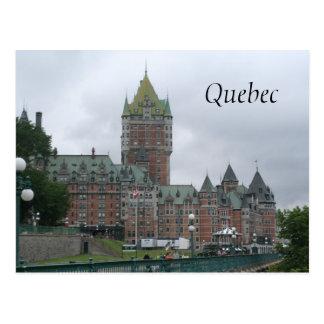 Quebec-Postkarten Postkarte