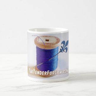 Québécois Faden Kaffeetasse