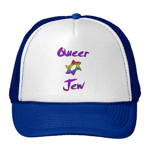 Quee Jude-Hüte Tuckercaps