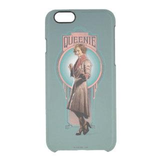 Queenie Goldstein Kunst-Deko-Platte Durchsichtige iPhone 6/6S Hülle