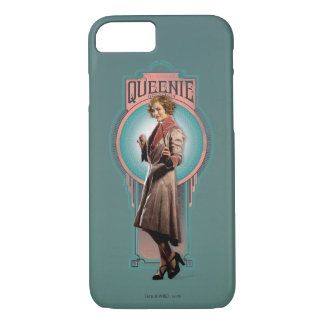 Queenie Goldstein Kunst-Deko-Platte iPhone 8/7 Hülle
