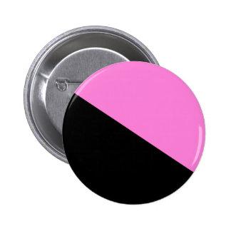 Queer Anarchistenflaggenknopf Runder Button 5,1 Cm