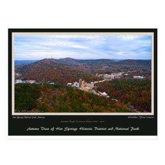 Quellen-Stadtund NationalparkCentennial Ed Postkarte
