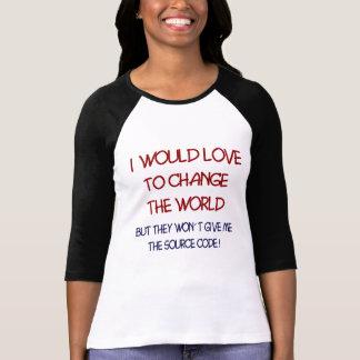 Quellencode Tshirts