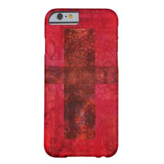 QUERE zeitgenössische christliche Kunst Barely There iPhone 6 Hülle