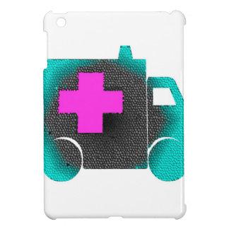 querer blauer Krankenwagenkrankenschwester emt iPad Mini Hülle