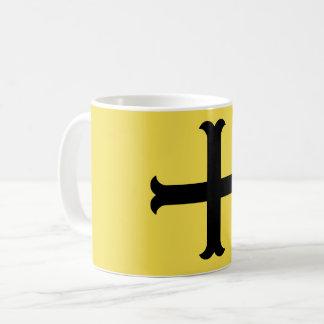 QuerMoline Kaffeetasse