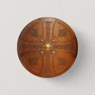 QuerTarge Runder Button 2,5 Cm
