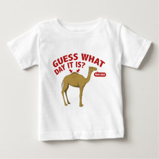 Quess, welcher Tag es ist? Baby T-shirt