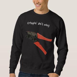Quetschverbindengeschwitztes Shirt