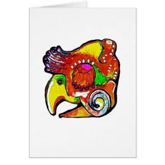 Quetzal Karte