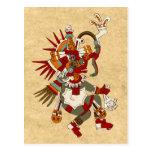 Quetzalcoatl Postkarten