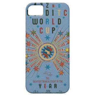 Quidditch Weltmeisterschaft-Blau iPhone 5 Schutzhüllen