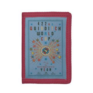 QUIDDITCH™ Weltmeisterschaft-Blau-Plakat