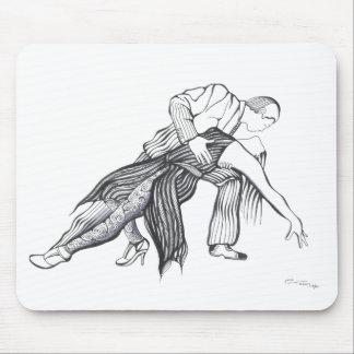 Quiero Tango Mousepad