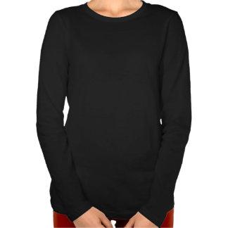 Quietschender Meow T--langes Hülsent-stück des Rap T Shirt