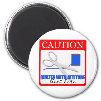 quilter mit runder magnet 5,7 cm