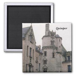 Quimper - quadratischer magnet