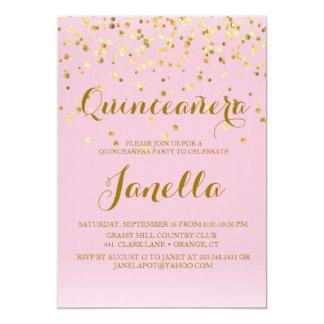 Quinceañera Einladungen