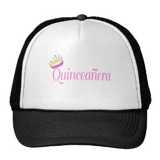 Quinceanera Trucker Mütze