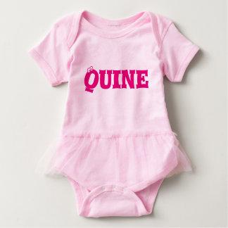 Quine (Mädchen) Babygrow - Doric Hemd