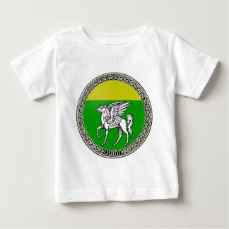 Quinn-Abzeichen (groß) Baby T-shirt
