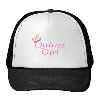 Quitten-Mädchen Kultcaps