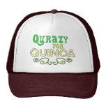 Qurazy für Reismelde © - lustiger Reismelde-Slogan Retromützen
