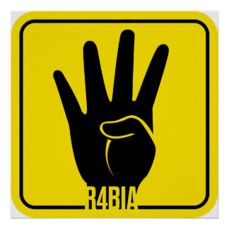 R4BIA - Rabia Poster