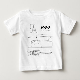 R-44 Robinson Baby T-shirt