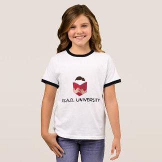 R.E.A.D. Der Wecker-T - Shirt des