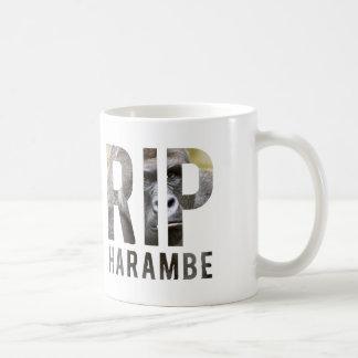 R.I.P Harambe Tasse