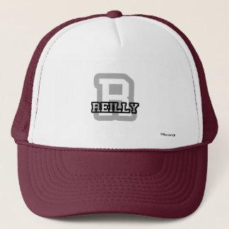 R ist für Reilly Truckerkappe
