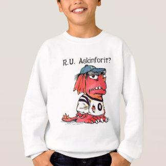 R.U. Askinforit? Mercer Mayers Monster-T - Shirt