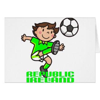 R. von Irland - Euro 2012 Karte