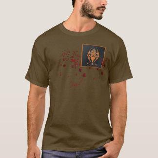 R.W.VICTIM ABZEICHEN grundlegende lange Hülse T-Shirt