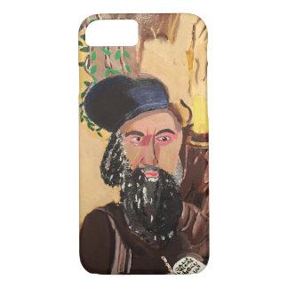 Rabbinershimon-Bar Yochai Kabbalah iPhone 8/7 Hülle
