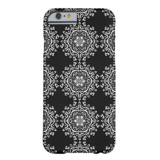 Raben-Mandala Barely There iPhone 6 Hülle